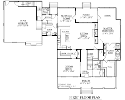 Bi Level Floor Plans With Attached Garage by 100 Two Car Garage Floor Plans Apartments Garage Apartment