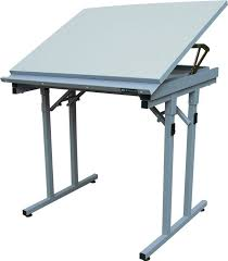 Collapsible Drafting Table Ffffound Vintage Petite Drafting Drawing Table 20th Century