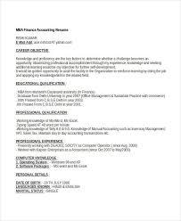 resume exles objective general hindi meaning of perusal 40 basic finance resume templates pdf doc free premium templates