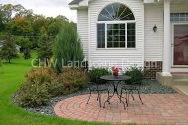 Yard Patio Front Patio Idea Garden And Landscape Ideas Pinterest Front