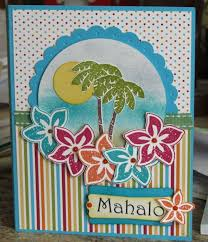 284 best tropical cards images on cards handmade