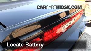 2008 dodge charger battery battery replacement 2006 2010 dodge charger 2008 dodge charger