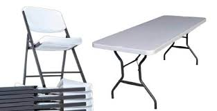 small folding cing table impressive banquet tables and chairs 28 images best folding cing