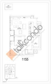 One Bloor Floor Plans 1 Yorkville Condos Talkcondo