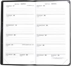 printable january 2016 weekly planner biweek catalog quo vadis planners journals notebooks
