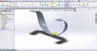 video tutorial on mirror 3d sketch in solidworks method 2 youtube