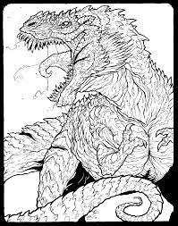 t rex color page t rex coloring pages jurassic world hideous t
