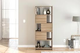 Open Bookshelf Room Divider Bookcase Room Dividers Coaster Room Divider Shelf In Black Oak