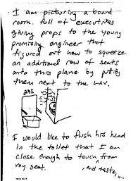 Best Resume Ever Written by Best Airline Complaint Letter Ever Written Popsugar Love U0026