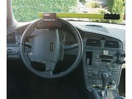 blocco volante auto abus antifurto blocco volante auto carblock 73 ebay