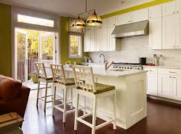 Traditional Home Great Kitchens - san francisco home with color and pattern traditional home