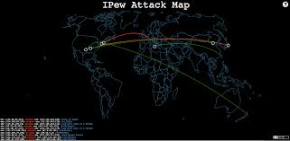 Ddos Map An Additional Compilation Of Attack Maps Including A Tool To