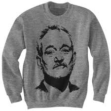 murray sweater bill murray sweatshirt bill murray sketch from cotton