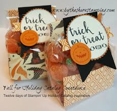 halloween sweet bags by the shore stamping with jen pitta fall for holiday catalog