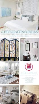 home decor stencils 6 decorating ideas using the entwined stencils stencil stories