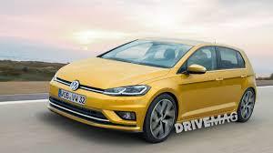volkswagen arteon stance vw golf mk 8 rendering can u0027t be far off actual model due in 2019