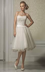 waist ball gown lace up tea length wedding dresses
