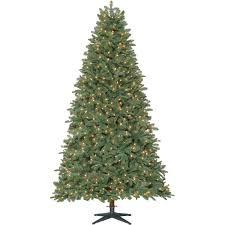 holiday time 7 5ft pe pvc nordmann artificial tree walmart com