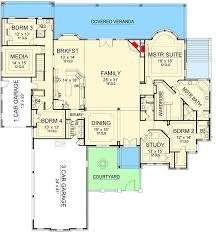 european floor plans plan 36533tx five bedroom european house plan european house