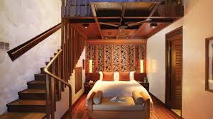 one bedroom balcony and duplex suite four seasons bali at sayan