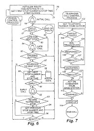 patent us7030781 notification system and method that informs a