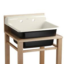 Kohler Laundry Room Sink by Utility Sink Stand Befon For