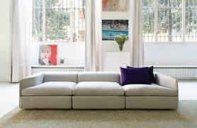 contemporary modular sofa for open floor plan house furniture