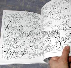 gangster tattoo fonts and lettering more information