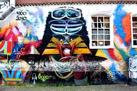 Urban Art Style - 15 murals and a submarine amsterdam u0027s urban art scene now