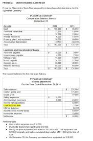 cash flow statement form cash flow statement template for excel