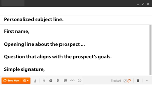 how to write emails people want to respond to sales template