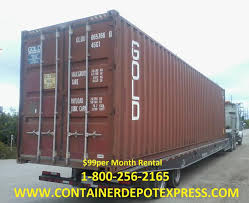 Rent Storage Container - steel storage containers sea containers for rent or sale