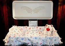 baby casket baby caskets cremation cradles zerbel s bay memorials