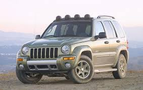 2004 jeep liberty information and photos zombiedrive