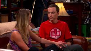 the big bang theory 7x01 sheldon takes care of penny youtube