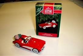 collector car ornaments