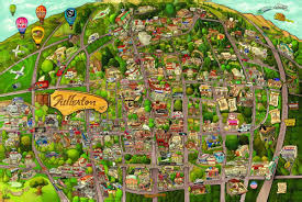 Map Ca Where Is Fullerton California In A Map California Map