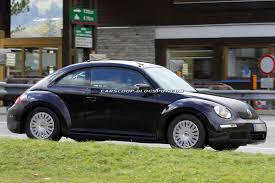 volkswagen beetle 1930 2012 vw new beetle caught testing will get 2 0t and possible hybrid
