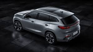 chery launches new exeed brand for europe first model called the tx