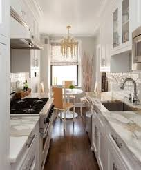 Small Galley Kitchen Designs 36 Small Galley Kitchens We Love Small Galley Kitchens Neutral