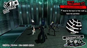 Hit The Floor Meaning - persona 5 guide kaneshiro u0027s bank palace walkthrough polygon