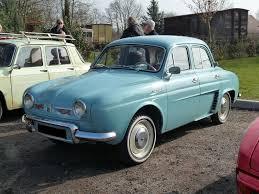 1960 renault dauphine amjco club de véhicules anciens