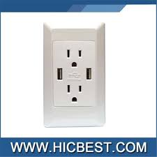 usb wall socket usb wall socket suppliers and manufacturers at