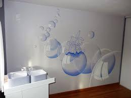 peinture mur de chambre id e peinture un mur graphique prima avec id e motif peinture mur