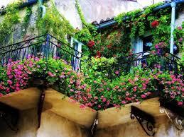 pretty and sweet balcony garden ideapretty and sweet balcony in