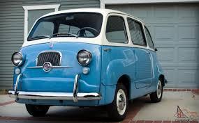 fiat multipla 600 fiat 600 multipla 4 door station wagon abarth 600 beautiful