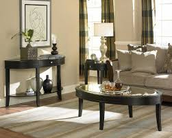 Glass Sofa Table Modern by Trendy And Modern Glass Oval Coffee Table