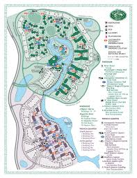 Disney Florida Map by Disney U0027s Port Orleans Riverside Map Wdwinfo Com