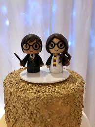 wedding cake tops 20 harry potter inspired wedding accessories you can buy on etsy