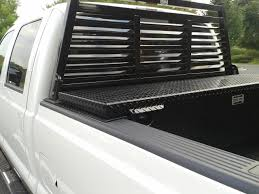 Ford F250 Truck Tool Box - ranchhand headache rack toolbox combo ford truck enthusiasts forums